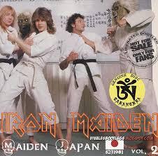 Maiden Japan - Japao