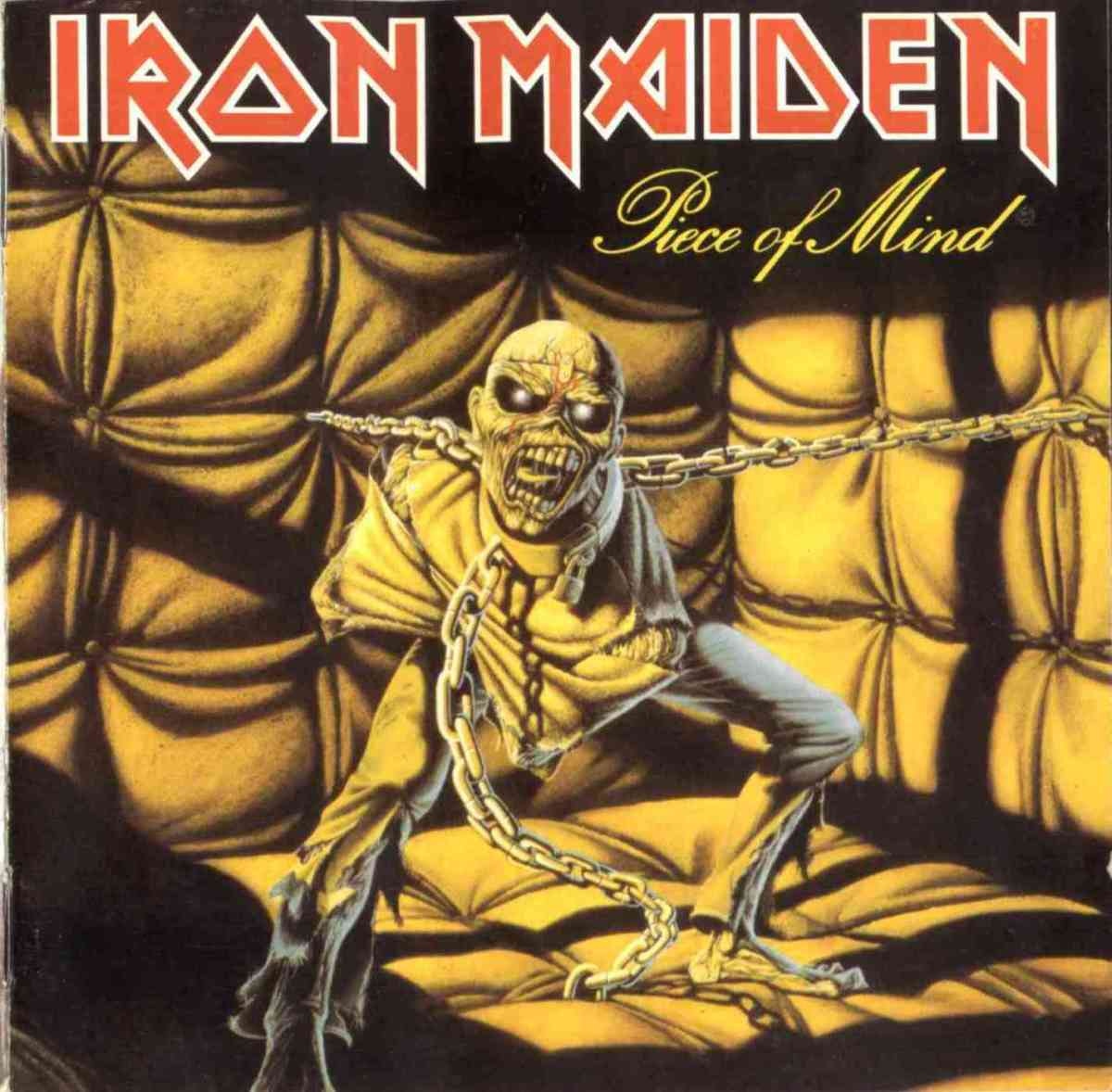 Discografia Iron Maiden - Episódio 05: 1983 – Piece Of Mind