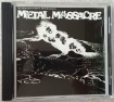 Capa do Metal Massacre americano em CD (1994)
