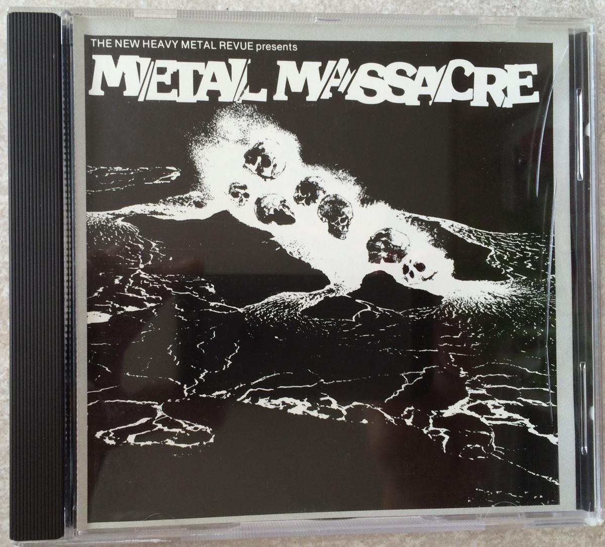 Discografia MetallicA – parte 10: compilações Metal Massacre (1982)