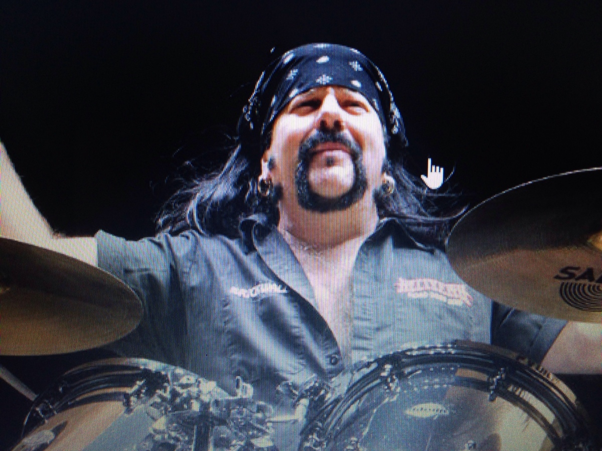 Morre Vinnie Paul aos 54 anos, co-fundador e baterista do Pantera
