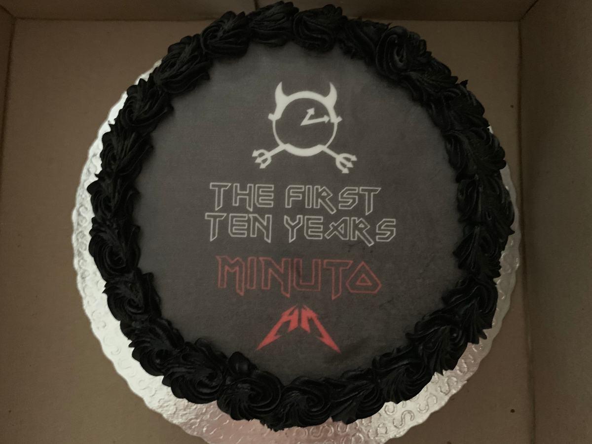 Aniversário de 10 anos do Minuto HM