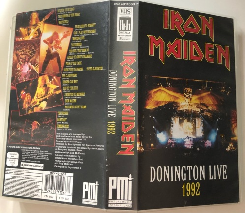 VHS Live at Don