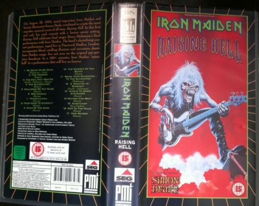 VHS Raising Hell