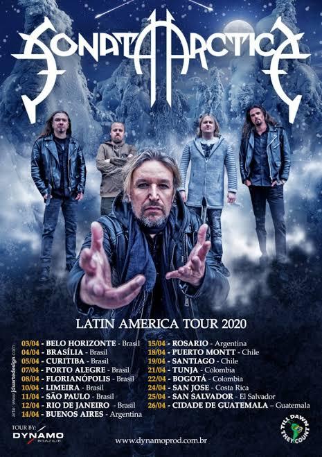 LATAM tour